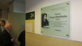 Odsłonięcie tablicy prof. T. Skubalanki (2).jpg