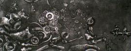 Dominika Wilk, Mechaniczny świat cykl grafik, druk...