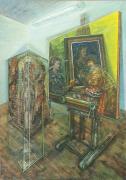 Dialog, olej na płótnie, 105x144, 2014.png