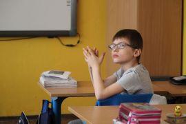 IH_KMH UMCS_w Szkole Podstawowej na pogawędce o Unii...