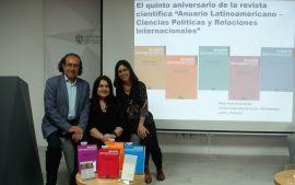 14. Prezentacja Anuario Latinoamericano - prof. Katarzyna...
