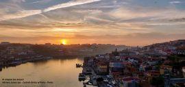 Adriana Jama-Lipa Zachod słońca w Porto - Porto.jpg