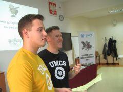 3. Wojciech Czajka i Jurij Seniuta
