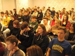 Młodzież I Zespołu Szkół Ogólnokształcących i. KEN w...