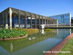 Brasília. Palácio Itamaraty Arq.N.Klidzio.JPG