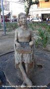 Monumento de Clarice Lispector em Recife. F.Manu Almeida.jpg