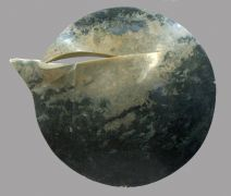 Ślad III,technika własna,120x138cm,2012rok.jpg