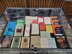 """Wystawa """"Uniwersytet Marii Curie-Skłodowskiej w..."""