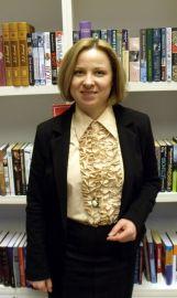dr Swietłana Szaszkowa