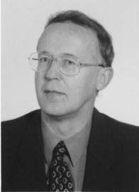 prof. dr hab. Jan Fiedurek