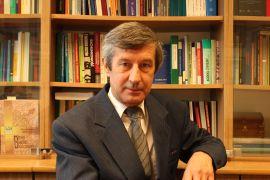 prof. dr hab. Jerzy Węcławski