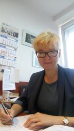 mgr Małgorzata Jaruga