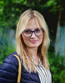 mgr Ewelina Berlińska