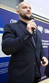 mgr Grzegorz Szczypa