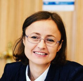 Dr. sc. soc. habil. Katarzyna Kopecka-Piech
