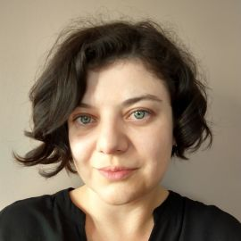 dr szt. Małgorzata Gorzelewska-Namiota