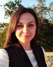 mgr Hanna Nikolaichuk