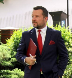 mgr Konrad Szulga
