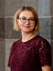 dr Olga Pliszczyńska-Mokijewska