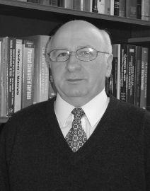Prof. zw. dr hab. Mieczysław Jaroniec