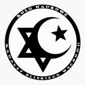 Logo Koła Naukowego Badaczy Bliskiego Wschodu