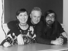 Brittany and Sean with Prof. Paweł Frelik.JPG