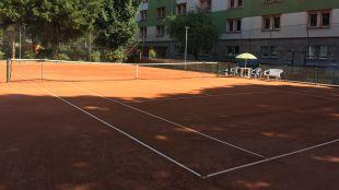 Kort tenisowy nr 1
