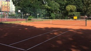 Kort tenisowy nr 4