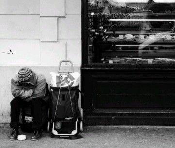 Zbiórka dla bezdomnych