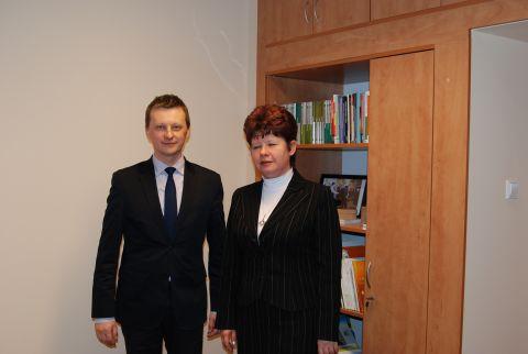 Współpraca WE z ZS Nr 1 w Lublinie