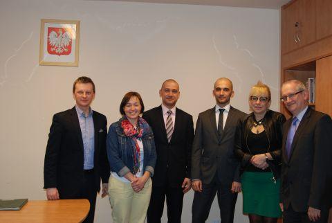 Współpraca WE z przedsiębiorstwami z branży BPO/SSC