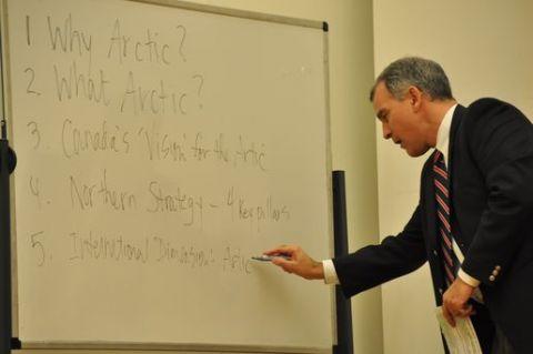 Wykład Ambasadora Kanady na UMCS