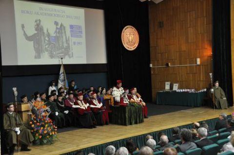 Uroczysta Inauguracja Roku Akademickiego 2011/2012