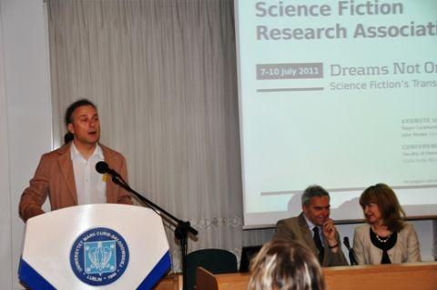 Konferencja: Science Fiction Research Association