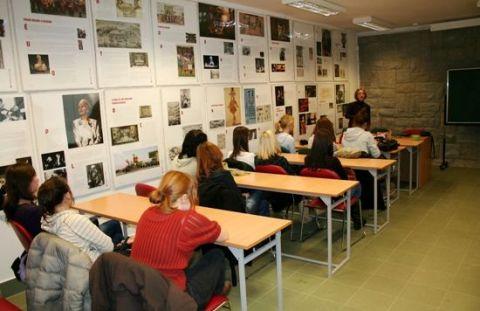Uczniowie VII LO im. Marii Konopnickiej w Lublinie w CJP