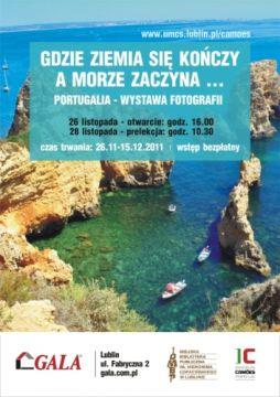Portugalia - wystawa fotografii