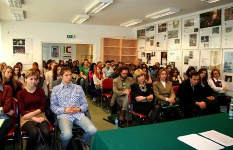 """I Konferencja Studentów Portugalistyki: """"Tradycja i..."""