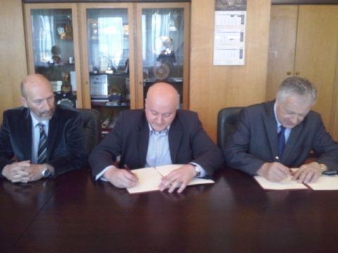 Podpisanie porozumienia o współpracy z LLOT