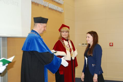 Immatrykulacja studentów I roku
