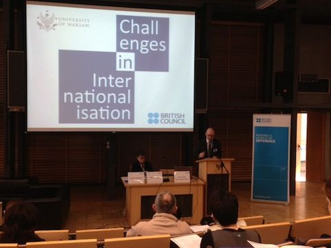 Challenges in Internationalisation