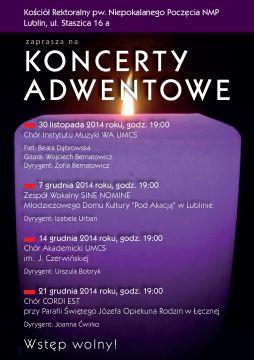Koncerty Adwentowe