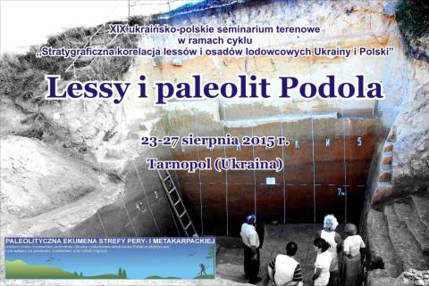 Lessy i paleolit Podola - XIX ukraińsko-polskie...