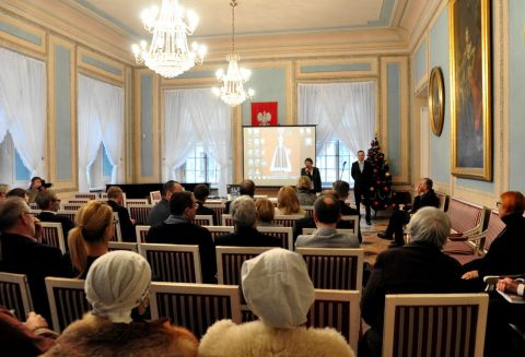 Konferencja otwierająca obchody 700-lecia Lublina
