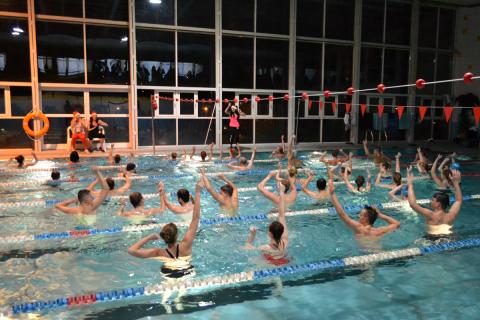 Podsumowanie II edycji sztafety pływackiej 71x25m