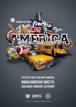 Konkurs językowy 'Faces of America'
