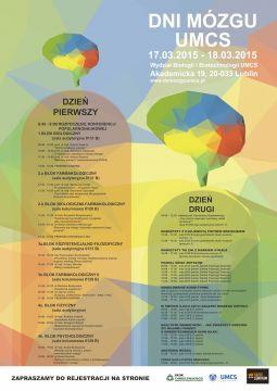 Dni mózgu UMCS