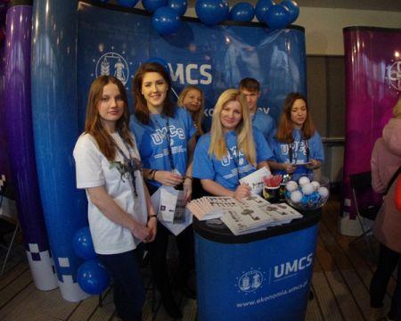 Tłumy na Drzwiach Otwartych UMCS