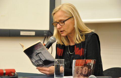 Wieczory Literackie z Anną Janko