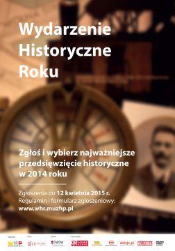 """Konkurs """"Wydarzenie Historyczne Roku"""""""