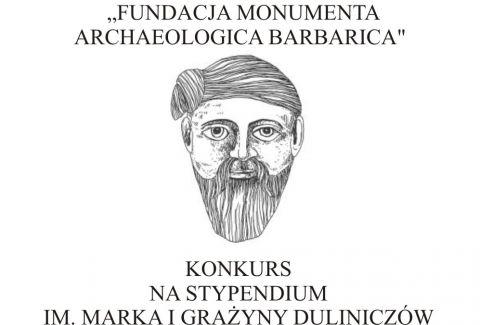 Stypendium im. Marka i Grażyny Duliniczów